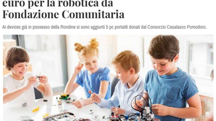 Progetto Robotica